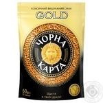 Chorna Karta Gold instant coffee 60g