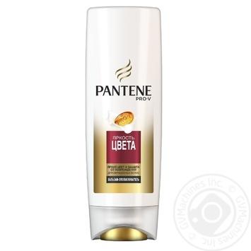 Бальзам Pantene Живі кольори 200мл х6 - купить, цены на МегаМаркет - фото 1