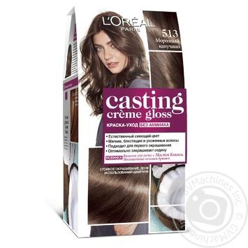 L'Oreal Paris Casting 513 Hair Dye - buy, prices for Novus - image 1