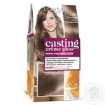 Loreal Casting Creme Gloss Walnut Mocha 780 Without Ammonia Hair Color