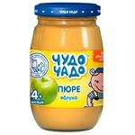 Пюре з яблук без цукру Чудо-Чадо від 4-х місяців 170г