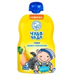 Chudo-Chado pear and prunes puree for children from 5 months 90g