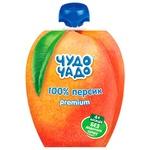 Chudo-Chado Puree for Children Peach without Sugar 90g