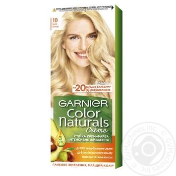 Фарба для волосся Garnier Color Naturals 10 Біле сонце - купити, ціни на Novus - фото 1