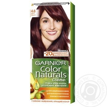Garnier Color Naturals Creme 4.6 Burgundy Hair Color - buy, prices for Novus - image 1