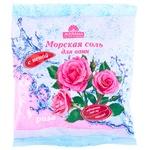Zhelana Sea Bath Salt Rose with Foam 500g