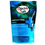 Морськая соль для ванн Doctor Salt Общее укрепление дой-пак 530г