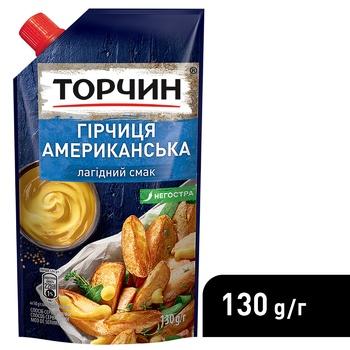 TORCHYN® American mild mustard 130g - buy, prices for CityMarket - photo 4
