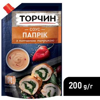 TORCHYN® Paprika sauce 200g - buy, prices for CityMarket - photo 4