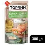Майонезный соус ТОРЧИН® Деликатесный 300г - купить, цены на Ашан - фото 4