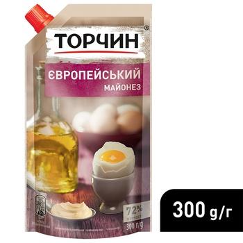 Майонез ТОРЧИН® Европейский 300г - купить, цены на Ашан - фото 4