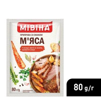 Приправа МІВІНА® М'ясна 80г - купити, ціни на CітіМаркет - фото 6