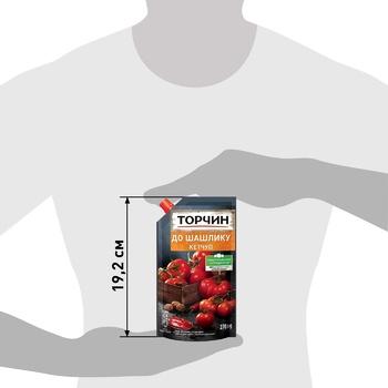 TORCHYN® Do Shashlyku Ketchup 270g - buy, prices for Auchan - photo 3