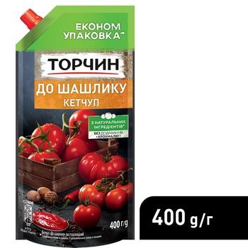 Кетчуп ТОРЧИН® к Шашлыку 400г - купить, цены на ЕКО Маркет - фото 4
