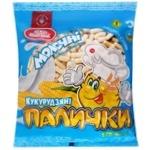 Палички кукурудзяні Мак-даК Молочні солодкі неглазуровані 175г - купити, ціни на CітіМаркет - фото 2
