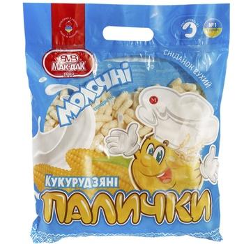 Mac-Dak Milky Sweet Unglazed Corn Sticks 175g - buy, prices for CityMarket - photo 1