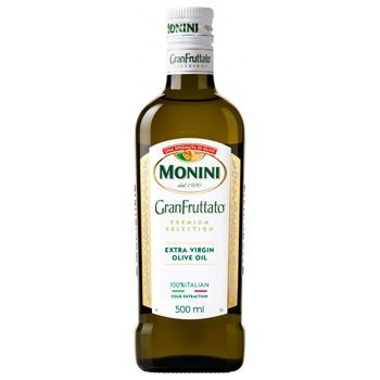 Олія оливкова Monini Granfruttato Extra Vergine 500мл