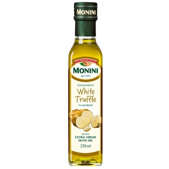 Масло оливковое Monini White Truffle Extra Virgin 250мл