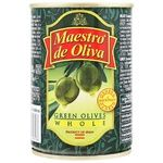 Maestro de Oliva Olives with Pits 280g