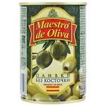 Оливки Maestro de Oliva без косточки 280г