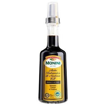 Уксус Monini бальзамический из Модены 6% 250мл - купить, цены на СитиМаркет - фото 1