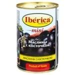 Iberica mini with bone black olive 300g
