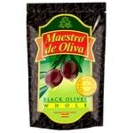 Маслины Maestro de Oliva с косточкой 170г