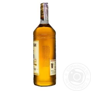 Ромовый напиток на основе Captain Morgan Spiced Gold 35% 0,7л - купить, цены на Фуршет - фото 2