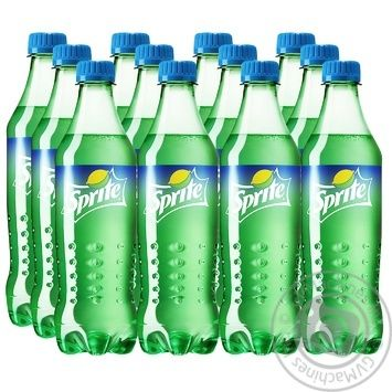 Sprite non-alcoholic highly carbonated drink 500ml - buy, prices for Novus - image 4