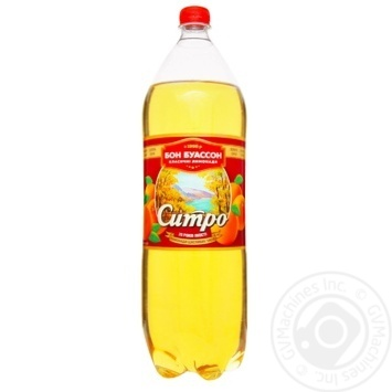 Напиток на вкусо-ароматических добавках Бон Буассон Ситро сильногазированный 2л