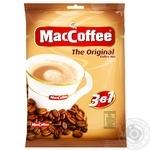 Напиток кофейный MacCoffee Original 3в1 растворимый в пакетиках 50*20г