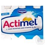 Продукт кисломолочный Danone Actimel Сладкий 1,6% 100г
