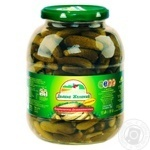 Dolina jelaniy pickled cucumber 1415ml