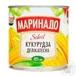 Marinado canned corn 340g