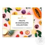 Lyubimov In Chocolate Fruit Candies Assorti 300g