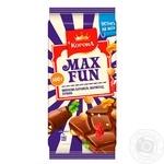 Korona Caramel Cookies Milky Chocolate