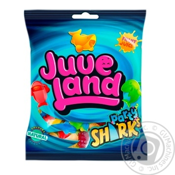 Сластики АВК Juveland party sharks 85г
