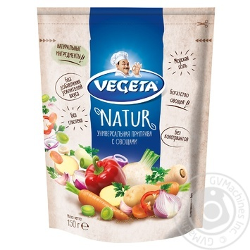 Vegeta Natur vegetable spices 150g - buy, prices for Novus - image 1