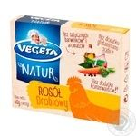 Бульон в кубиках Vegeta Natur куриный 60г - купить, цены на Novus - фото 1