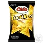 Corn chips Chio Tortillas Nacho Cheese 125g