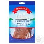 Morsʹki Pavutynka dried salted squid 30g