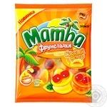Mamba with juice fruits jellies candy 70g