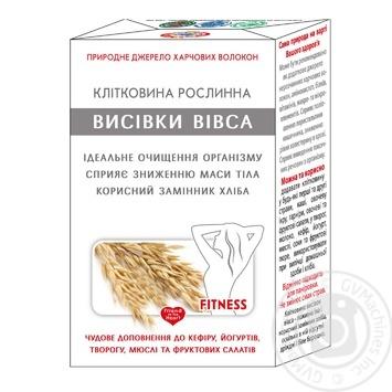 Golden Kings Of Ukraine Plant Fibre Of Oatmeal Bran - buy, prices for MegaMarket - image 1
