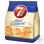 7Days Vanilla Cream Mini Croissant - buy, prices for Novus - image 1