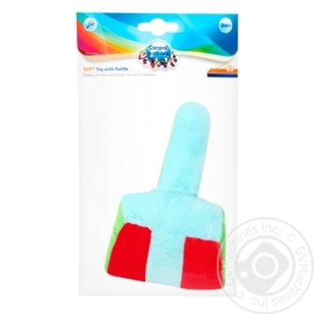 Іграшка-брязкальце Canpol babies молоток - купити, ціни на Метро - фото 1