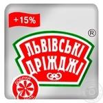 Дріжджі Львівські Дріжджі пресовані 42г - купити, ціни на Novus - фото 1