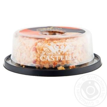 Крем-сир Castello з ромом та горіхами 65% 125г - купити, ціни на Novus - фото 1