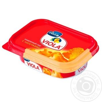 Сыр Valio Сливочный с лисичками 200г - купить, цены на Метро - фото 1