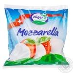 Сыр Züger Frischkäse AG Моцарелла мягкий 40% 125г