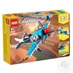 Конструктор Lego Винтовой самолет